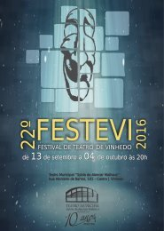 catálogo FESTEVI 2016