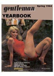 Gentlemen Yearbook - Spring 1964