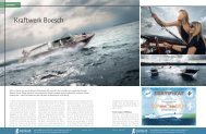 Kraftwerk Boesch - marina.ch - das nautische Magazin der Schweiz