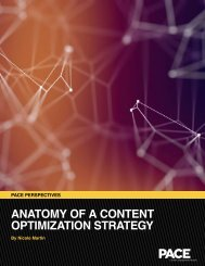 ANATOMY OF A CONTENT OPTIMIZATION STRATEGY