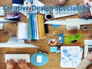 Creative Design Specialists - Chameleon Print Group - Australia
