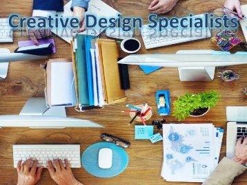 Creative Design Specialists - Chameleon Print Group - Australia