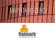 Manyatha Residency