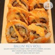 Sushi Order Online Menu