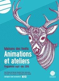 Animations et ateliers