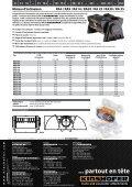 Moteur d'inclinaison - Kinshofer - Page 2