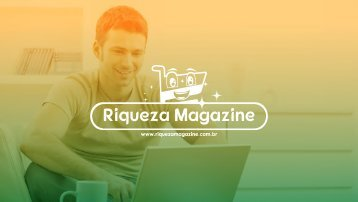 Plano de Marketing Riqueza Magazine Atualizado