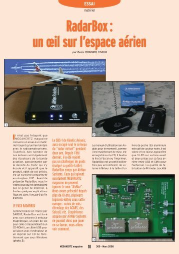 MEGAHERTZ magazine 300 - Mars 2008