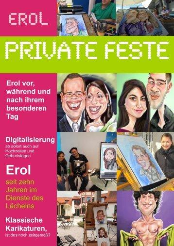 Private Feste