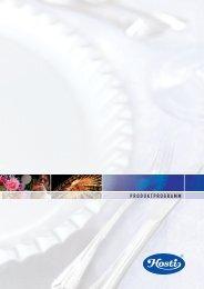 PRODUKTPROGRAMM - Hosti International GmbH