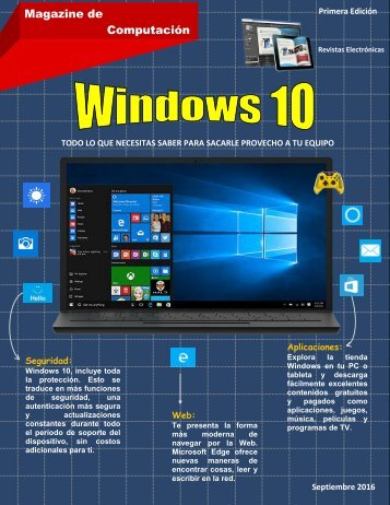 Revista Electrónica Windows 10