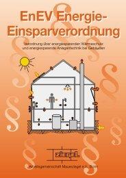EnEV Energie - Bundesverband der Deutschen Ziegelindustrie eV