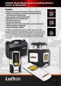 Lufkin Laser Brochure 2016 - Page 2