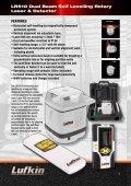 Lufkin Laser Brochure 2016 - Page 4