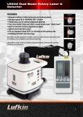 Lufkin Laser Brochure 2016 - Page 6