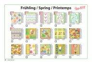 Frühling / Spring / Printemps