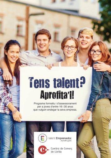 Tens talent?
