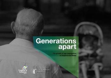 Generations apart