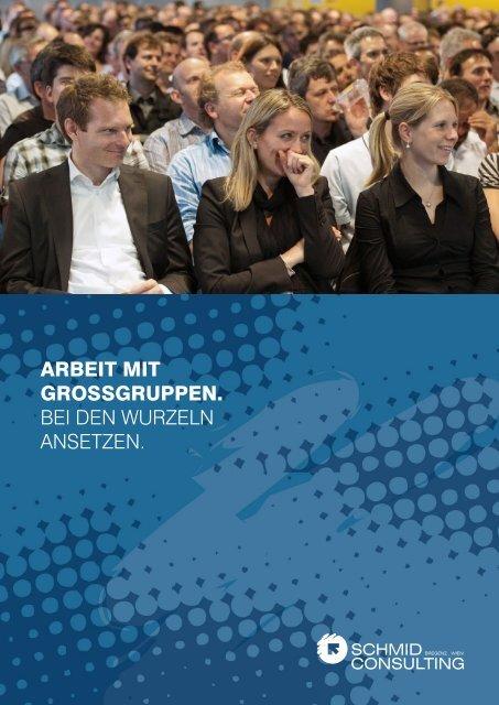Schmid Consulting-Grossgruppen