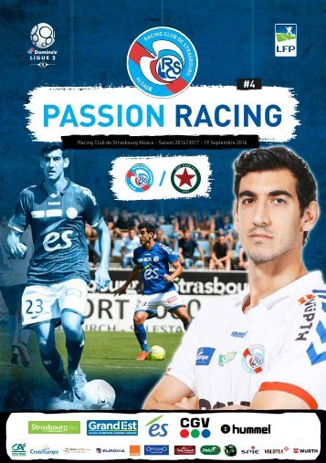 PASSION RACING