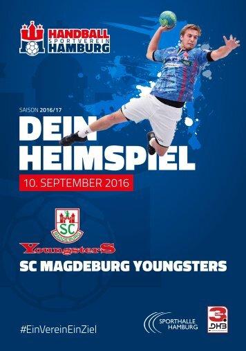 #01 SC Magdeburg Youngsters - DEIN Heimspiel