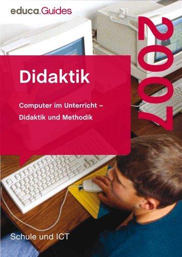 Didaktik und Methodik - Educa