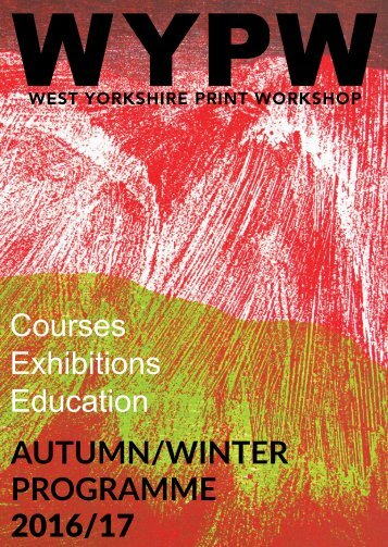 AutumnWinter Brochure