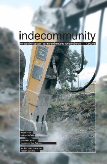 Indecommunity 6/2008 (ES)