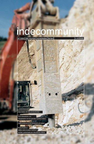 Indecommunity 4/2006 (ES)