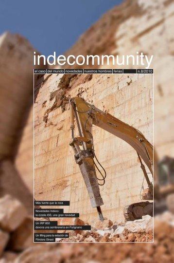 Indecommunity 8/2010 (ES)