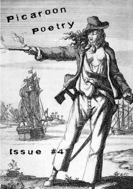 Picaroon Poetry - Issue #4 - September 2016
