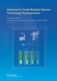 Advances in Small Modular Reactor Technology Developments