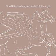 Eine Reise in die griechische Mythologie
