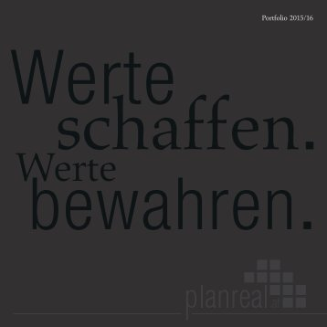 Planreal Objektbuch 2015