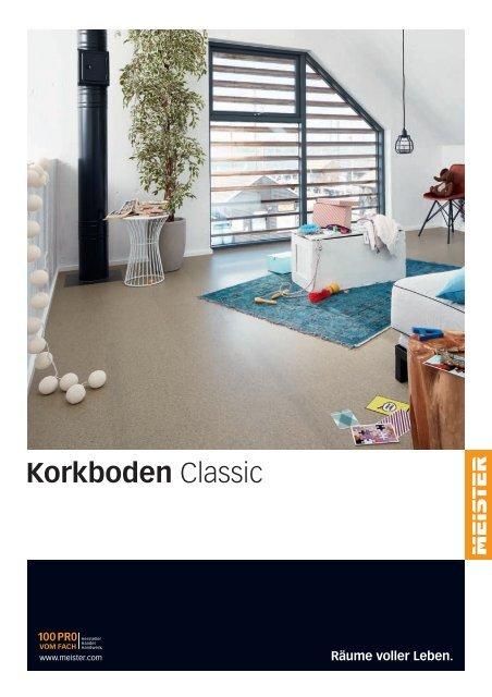 MeisterWerke Korkboden Classic