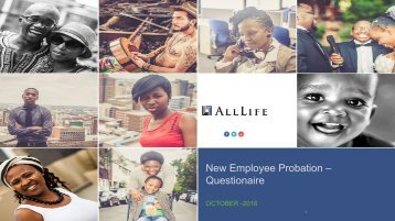 New Employee Probation - Questionaire