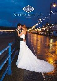 Empress Hotel: Wedding Brochure 12th Edition