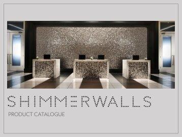 Shimmerwalls - Product Catalogue