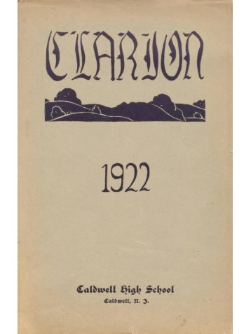 The Clarion 1922