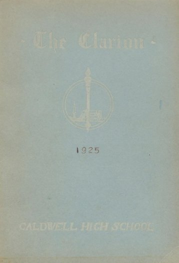 The Clarion 1925
