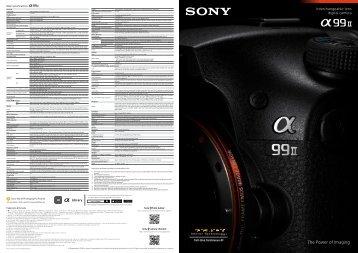 Interchangeable-lens digital camera