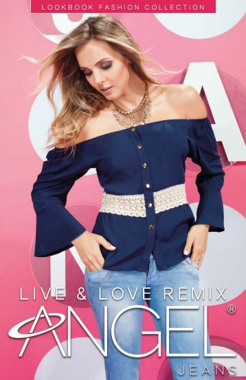 CATALOGO ANGEL JEANS REMIX R4