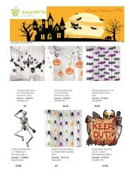 Halloween Catalogue 2016