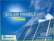 Go Solar and Save Money on Utility Bills