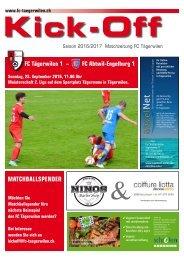 FC Tägerwilen  - FC Abtwil-Engelburg