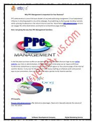 Why PPC Management Is Important For Your Business
