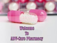 Get Required Drugs from Canadian Mail Order Pharmacy