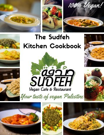 Sudfeh Cookbook