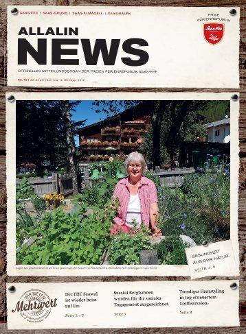 Allalin News Nr.15