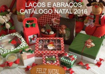 CATÁLOGO NATAL 2016 CAPA